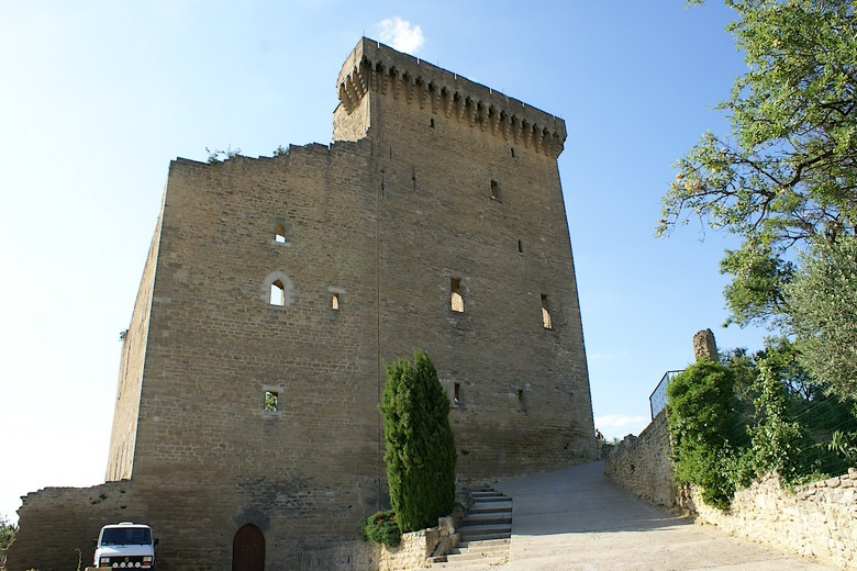 Forteresse papale